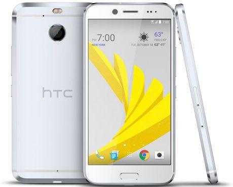HTC 10 Evo ra mat thi truong quoc te - Anh 1