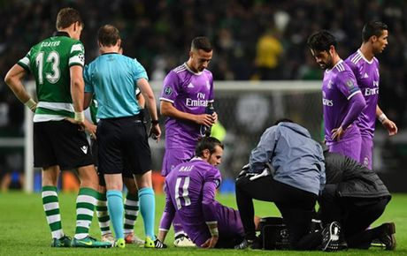 Real Madrid tra gia dat vi chien thang truoc Sporting Lisbon - Anh 1