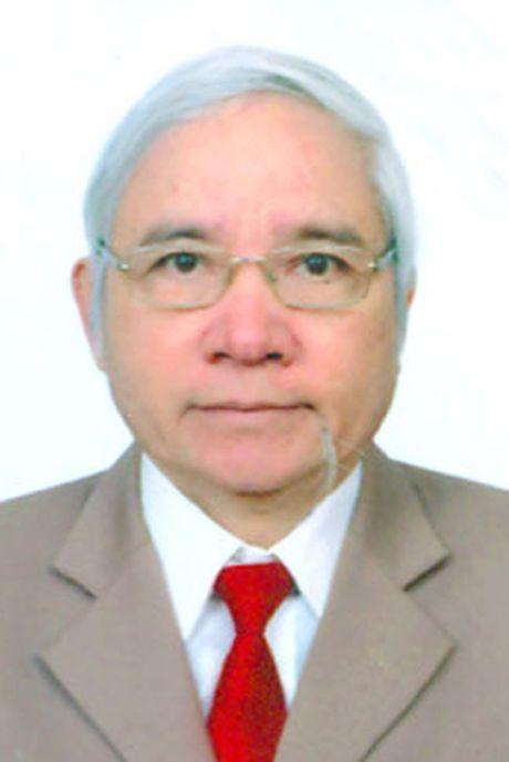 GS.TS Nguyen Huu Ninh: 'An ninh sinh thai Ha Noi se con nhieu thach thuc' - Anh 1