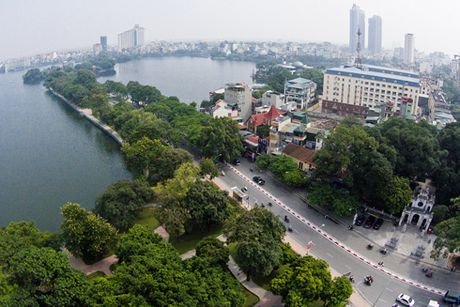 GS.TS Nguyen Huu Ninh: 'An ninh sinh thai Ha Noi se con nhieu thach thuc' - Anh 2