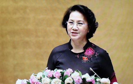 Quoc hoi da the hien tinh than hanh dong vi loi ich cua nhan dan - Anh 1