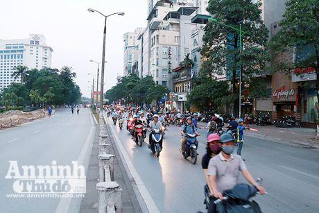 Vat va phan luong giao thong phuc vu thi cong duong sat do thi Nhon – Ga Ha Noi - Anh 4