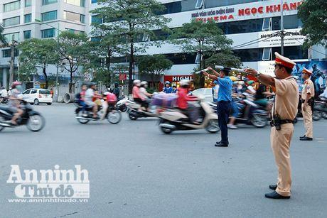 Vat va phan luong giao thong phuc vu thi cong duong sat do thi Nhon – Ga Ha Noi - Anh 5
