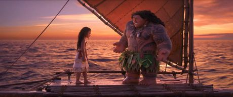 'Sao' Viet no nuc di xem sieu pham phim hoat hinh cua Disney - Anh 3
