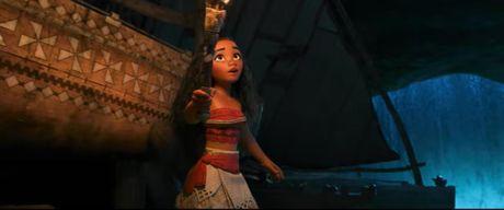 'Sao' Viet no nuc di xem sieu pham phim hoat hinh cua Disney - Anh 7