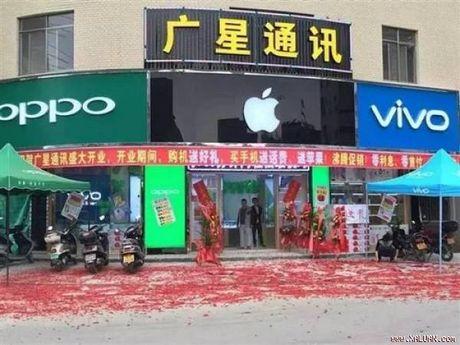 Lam the nao Oppo, Vivo danh bai duoc Apple tai Trung Quoc? - Anh 1