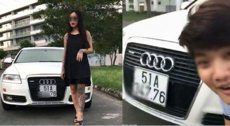 An theo Ho Xuan Huong, thanh nien chui gioi tho xam hua dot xe Audi di muon - Anh 1