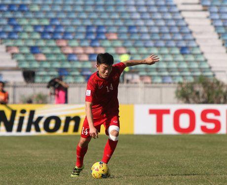 Trong Hoang ghi ban vao luoi Malaysia, tuyen VN thang tien ban ket AFF Cup - Anh 3