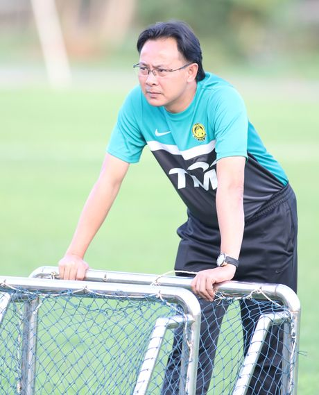 Trong Hoang ghi ban vao luoi Malaysia, tuyen VN thang tien ban ket AFF Cup - Anh 8