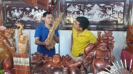 250 gian hang tham gia hoi cho tai TP Cam Pha - Anh 2