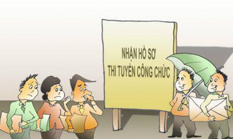 Khi nao duoc chuyen tu vien chuc sang cong chuc? - Anh 1