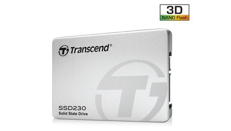Transcend ban o SSD Flash Nand 3D gia tu 1,2 trieu - Anh 1