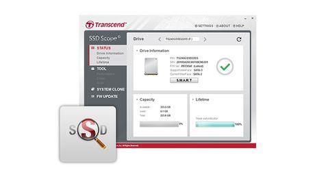 Transcend ban o SSD Flash Nand 3D gia tu 1,2 trieu - Anh 2