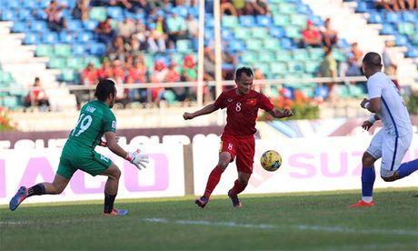 Danh bai Malaysia, tuyen Viet Nam vao ban ket AFF Cup 2016 - Anh 2