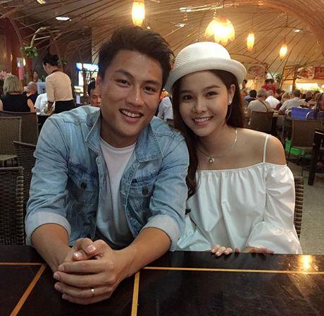 Ky Han sinh con sau 5 thang ket hon voi Mac Hong Quan - Anh 1