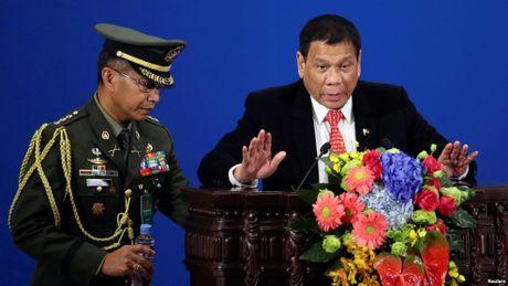Bien Dong: Trung Quoc - Philippines nhat tri 'giu the dien' tai khu vuc tranh chap - Anh 1