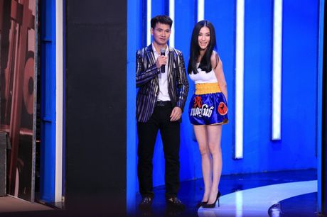 Tran Thanh 'lo' Mai Ho tai 'On gioi, cau day roi' - Anh 1