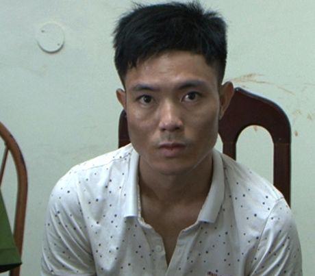 Bac Giang: Bat doi tuong van chuyen hon 3700 vien ma tuy tong hop - Anh 2