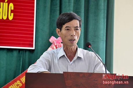 Chu tich UBND tinh: Bo GTVT da dong y lam duong ket noi de phat huy hieu qua cau Yen Xuan - Anh 3