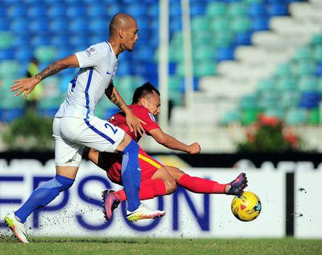 Viet Nam - Malaysia (1-0): Dau an cua HLV Huu Thang - Anh 2