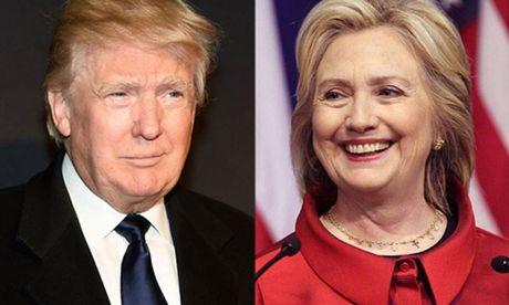 Donald Trump se khong dieu tra be boi email cua Hillary Clinton - Anh 1