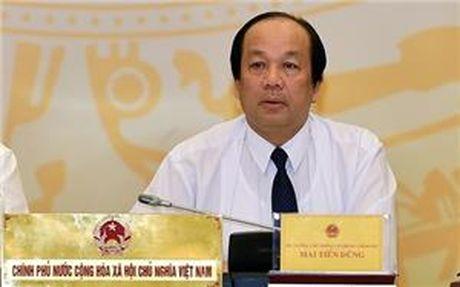 Chinh phu cong bo nguyen nhan dung du an dien hat nhan - Anh 1