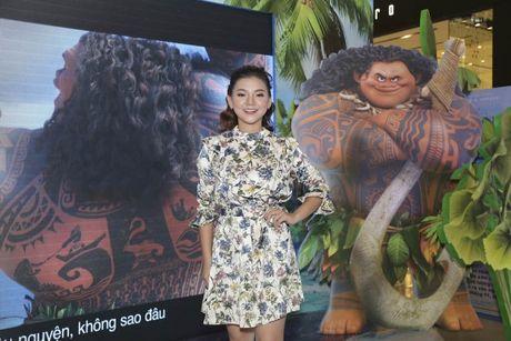 Minh Nhu khoe giong hat trong dem ra mat 'Hanh trinh cua Moana' - Anh 1