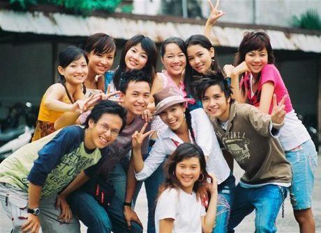 Cuoc song khong ai ngo cua ba nguoi dep 'Nhat ky Vang Anh' - Anh 1