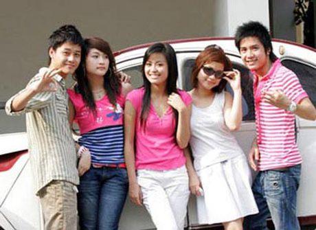 Cuoc song khong ai ngo cua ba nguoi dep 'Nhat ky Vang Anh' - Anh 2