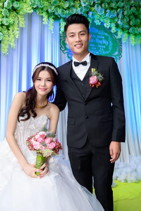 Mac Hong Quan hanh phuc khi Ky Han sinh con trai - Anh 3