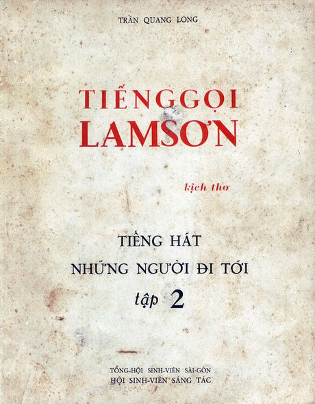 An ban quy tap kich tho Tieng goi Lam Son - Anh 1