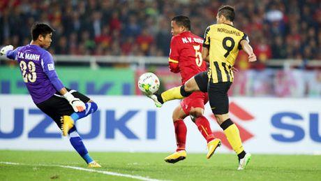 ESPN: Malaysia hay boi roi o thoi diem quan trong - Anh 1