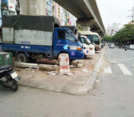Bi thu Ha Noi: Lam ro vu dung dao 'tran' tien giu xe - Anh 1