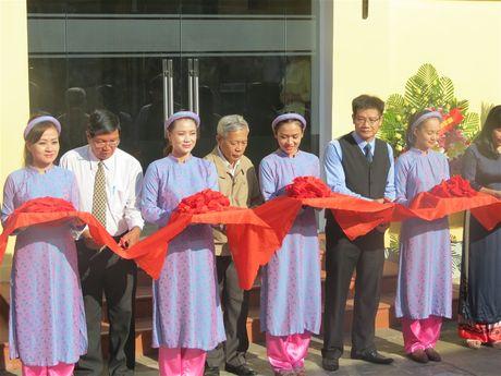 Khai mac khu co vat Cham tai Hue - Anh 1