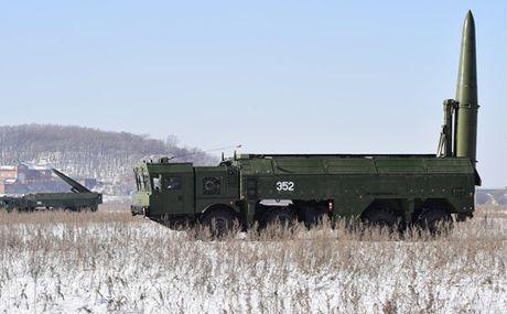 Nga-NATO khau chien vi ten lua trien khai tren bien Baltic - Anh 1