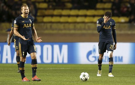 Tottenham chia tay Champions League sau that bai 1-2 - Anh 11