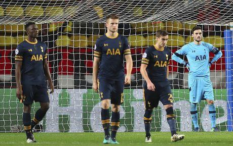 Tottenham chia tay Champions League sau that bai 1-2 - Anh 13