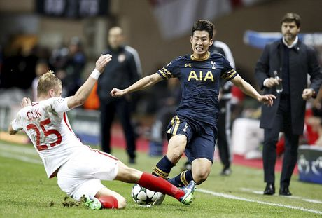 Tottenham chia tay Champions League sau that bai 1-2 - Anh 2