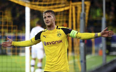 Reus ghi hat-trick trong tran dau lap ky luc ban thang - Anh 10
