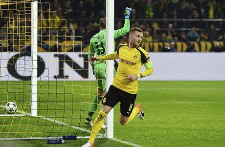 Reus ghi hat-trick trong tran dau lap ky luc ban thang - Anh 8