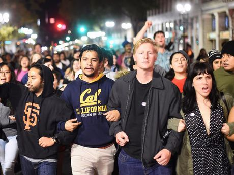 California co the trung cau 'Calexit' ve viec tach khoi My - Anh 1