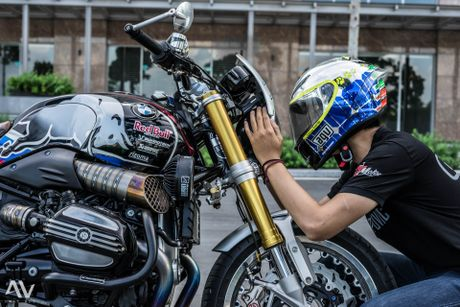 Biker Viet chi hon 1 ty dong do BMW R nineT - Anh 17