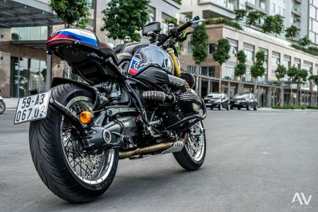 Biker Viet chi hon 1 ty dong do BMW R nineT - Anh 2