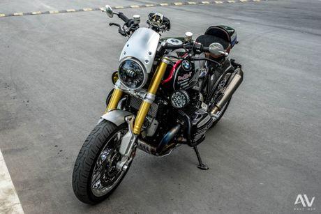Biker Viet chi hon 1 ty dong do BMW R nineT - Anh 3