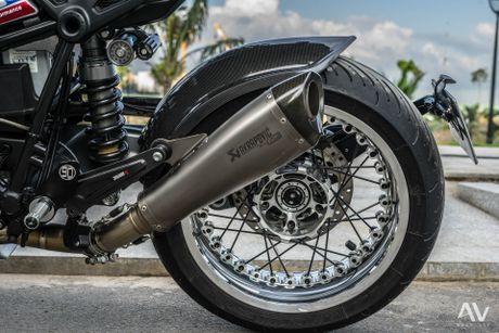 Biker Viet chi hon 1 ty dong do BMW R nineT - Anh 8