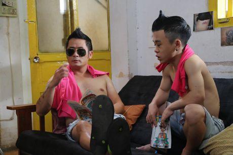 Bang Kieu cuu chang lun Xuan Tien thoat chet khi quay phim - Anh 2