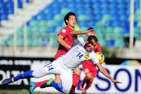 Viet Nam 1-0 Malaysia: Trong Hoang toa sang - Anh 10
