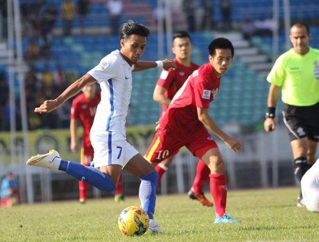 Viet Nam 1-0 Malaysia: Trong Hoang toa sang - Anh 12