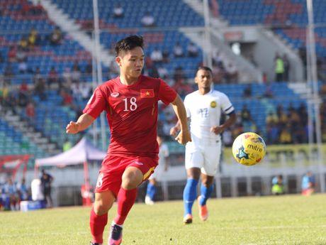 Viet Nam 1-0 Malaysia: Trong Hoang toa sang - Anh 13
