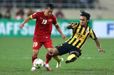 Viet Nam 1-0 Malaysia: Trong Hoang toa sang - Anh 14